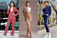 Hari Won diện vest: Khi đẹp 'hết nấc', khi xấu không đỡ nổi