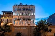 Nhà phố với mặt tiền độc đáo, phần lớn diện tích được thiết kế cho không gian sinh hoạt chung của gia đình 3 thế hệ ở Sơn La