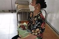 Bé gái sơ sinh 2 ngày tuổi bị bỏ rơi lúc rạng sáng kèm mảnh giấy xin lỗi của người mẹ
