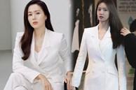 Son Ye Jin – Yoona đọ thần thái tổng tài khi đụng cả cây đồ, netizen 'cân não' phân định ai sang chảnh hơn