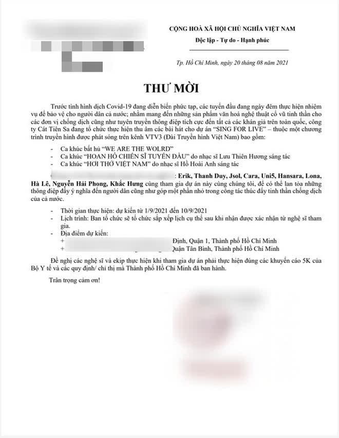 Netizen chỉ ra điểm không hợp lý sau bài đăng của Erik về việc đi thu âm trong thời gian giãn cách-5
