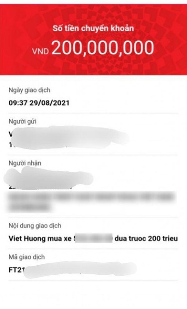 NS Việt Hương chuyển nóng 400 triệu mua xe cứu thương thứ 5 trong tháng, công khai nhận 192 triệu từ 1 nghệ sĩ Vbiz?-4
