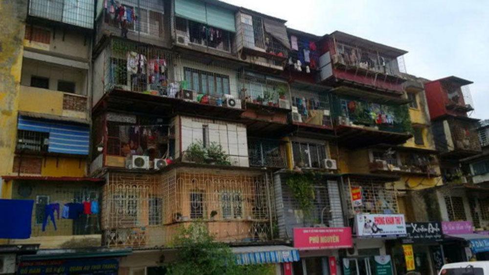 Bỏ nhà đất mua căn hộ cũ nội đô, hối hận ở không xong bán không được-1