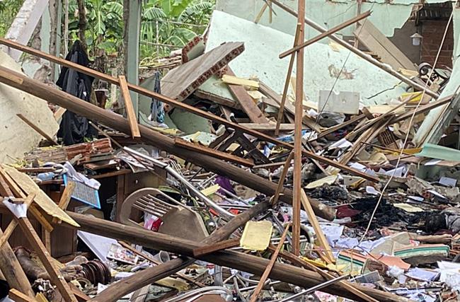 Vợ chồng nữ giáo viên tử vong trong vụ nổ kinh hoàng ở Quảng Nam: Sống hoà thuận, luôn giúp đỡ người khác-1