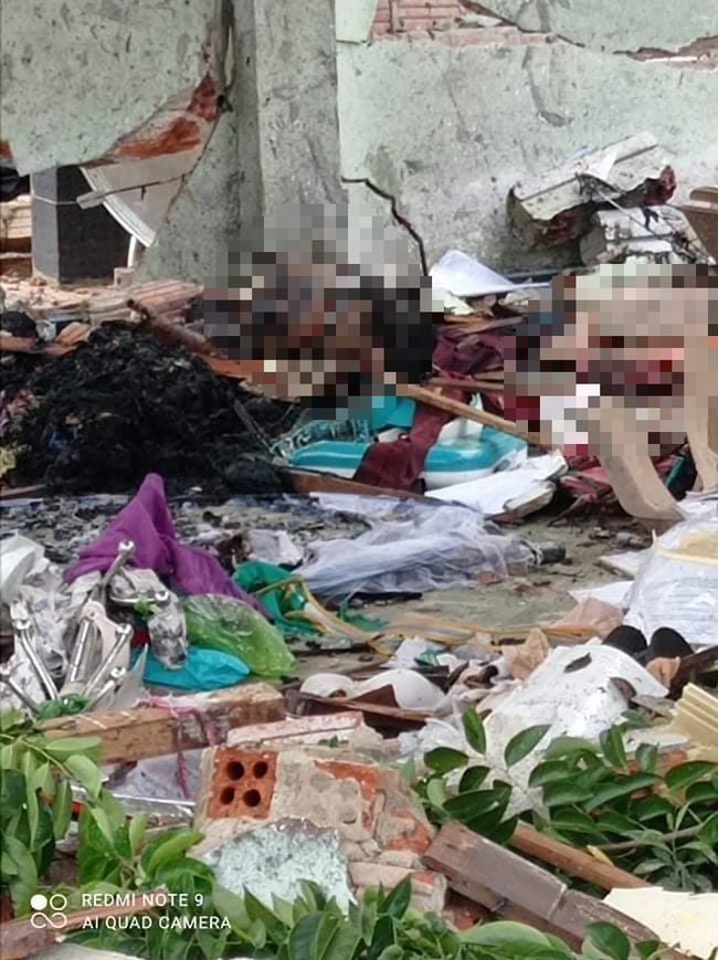 Vợ chồng nữ giáo viên tử vong trong vụ nổ kinh hoàng ở Quảng Nam: Sống hoà thuận, luôn giúp đỡ người khác-2