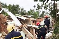 Vụ nổ sập nhà khiến 2 vợ chồng chết thảm: Người chồng có biểu hiện tâm thần, đang uống thuốc điều trị