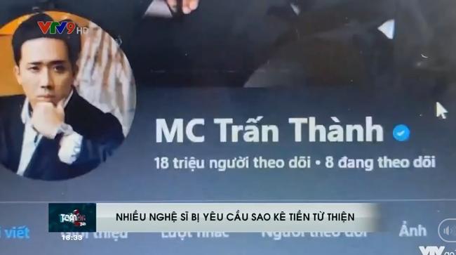VTV nhắc thẳng Trấn Thành, Thủy Tiên, Đàm Vĩnh Hưng chuyện sao kê tiền từ thiện: Đừng đợi nước đến chân mới nhảy!-2