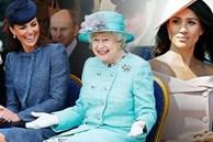 Nữ hoàng bất ngờ tặng món quà đặc biệt cho vợ chồng Công nương Kate khiến nhà Meghan bực tức