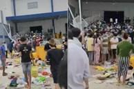 GĐ bệnh viện dã chiến ở Bình Dương: F0 phá cửa ra tập thể dục, khạc nhổ ra sân?