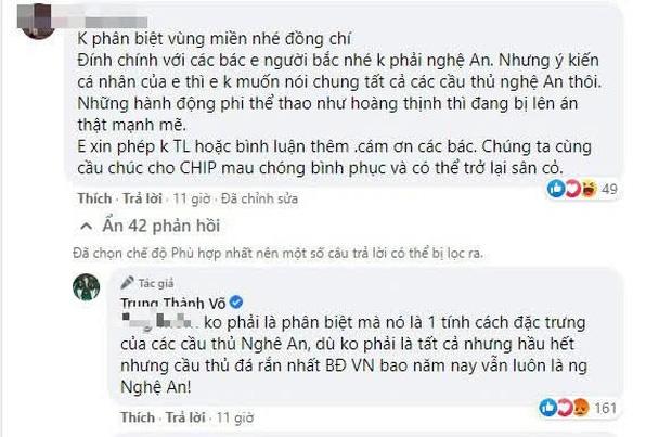 Tuyển tập loạt phát ngôn gây tranh cãi của MC Thành Trung: Từ phân biệt vùng miền, chửi tục đến cổ xuý netizen làm điều xấu-7