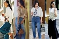 Phụ nữ ngoài 30 tuổi mặc gì đẹp vào mùa thu? Bắt đầu với các set đồ này, trông cực thanh lịch và mảnh dẻ