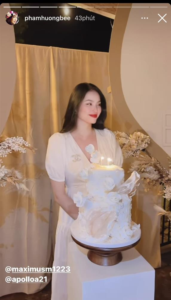 Phạm Hương đón sinh nhật tuổi 30 ở Mỹ trong không gian sang chảnh, nhan sắc kiều diễm của mẹ 2 con giật trọn spotlight-5