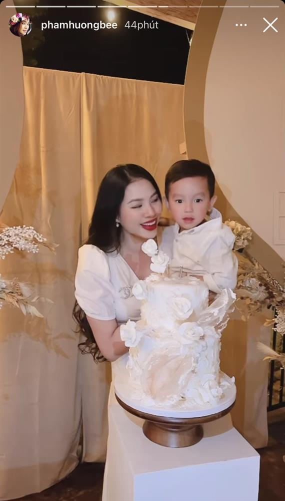 Phạm Hương đón sinh nhật tuổi 30 ở Mỹ trong không gian sang chảnh, nhan sắc kiều diễm của mẹ 2 con giật trọn spotlight-6