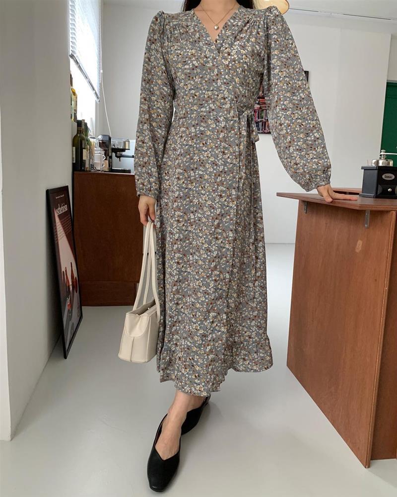 Đây là mẫu váy hot nhất đầu thu 2021: Mặc lên sang chảnh ngút ngàn, dù chỉ mua với giá bình dân-3