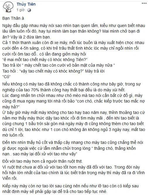 Thủy Tiên - Ngôi sao cô đơn của Vbiz: Không có lấy một người bạn thân trong showbiz, áp lực ra sao mà phải bật khóc?-6