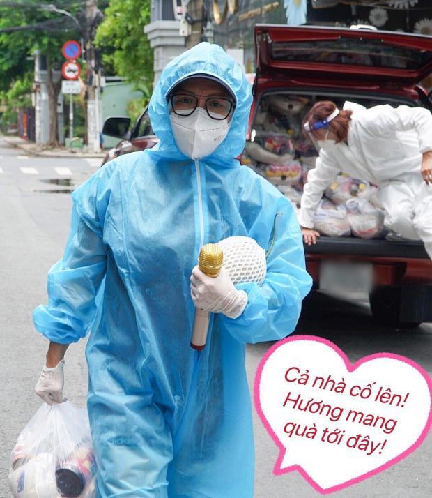 Không kêu gọi 1 đồng từ thiện, Việt Hương vẫn có hành động đáng khâm phục giữa lúc showbiz gặp bão sao kê-4