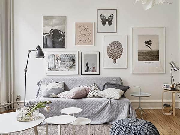 Căn hộ 1 phòng ngủ với thiết kế sàn mở tận dụng được tối đa không gian, đem lại cảm giác vừa rộng rãi vừa ấm áp và vô cùng tiện dụng-6