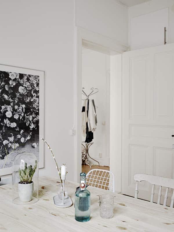 Căn hộ 1 phòng ngủ với thiết kế sàn mở tận dụng được tối đa không gian, đem lại cảm giác vừa rộng rãi vừa ấm áp và vô cùng tiện dụng-15
