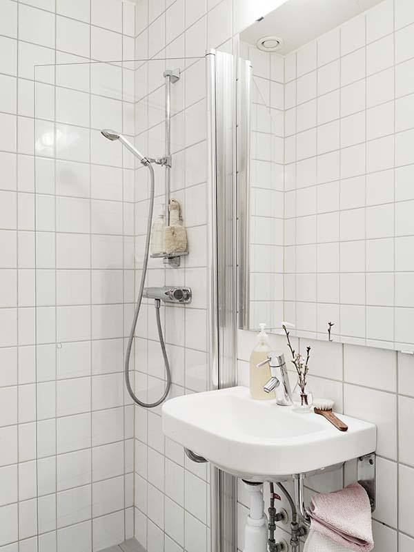 Căn hộ 1 phòng ngủ với thiết kế sàn mở tận dụng được tối đa không gian, đem lại cảm giác vừa rộng rãi vừa ấm áp và vô cùng tiện dụng-18