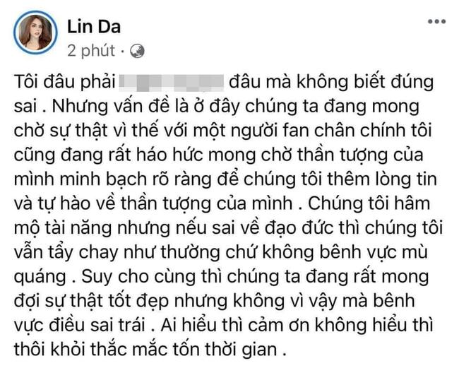 Trưởng FC lên tiếng về lùm xùm từ thiện của Thủy Tiên: Sai về đạo đức thì vẫn tẩy chay như thường-1