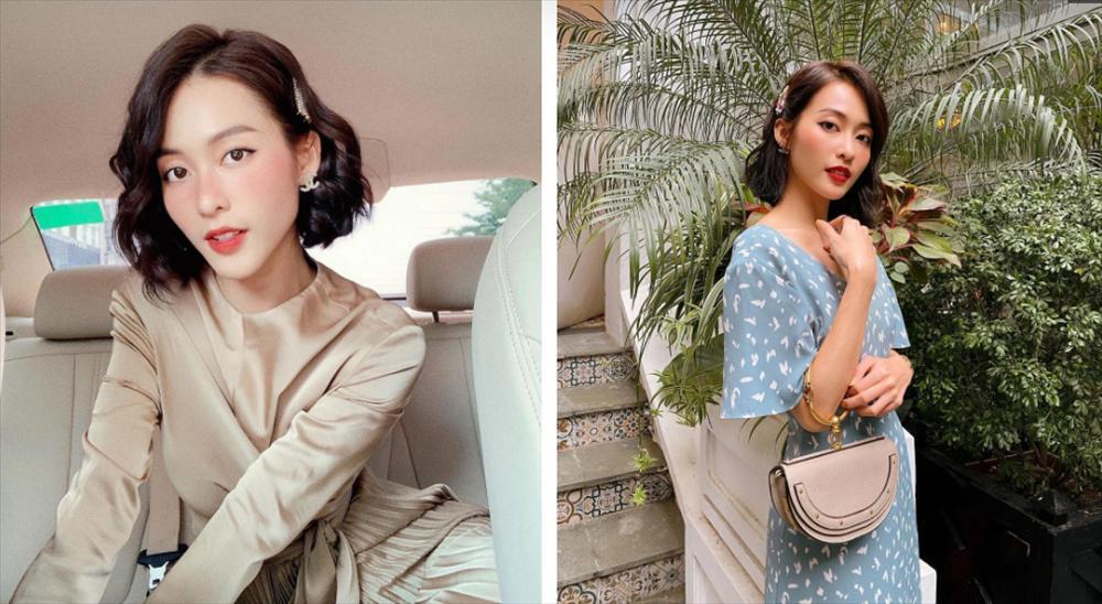 Khả Ngân 11 Tháng 5 Ngày: Đến kiểu tóc cũng chặt đẹp Phương Oanh-1