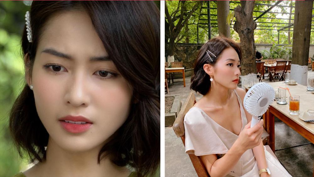 Khả Ngân 11 Tháng 5 Ngày: Đến kiểu tóc cũng chặt đẹp Phương Oanh-3