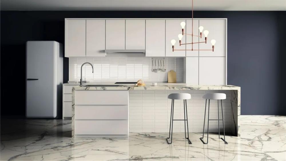 Việc nội trợ sẽ trở nên dễ dàng hơn bao giờ hết nhờ những chi tiết trong thiết kế nhà bếp này-2