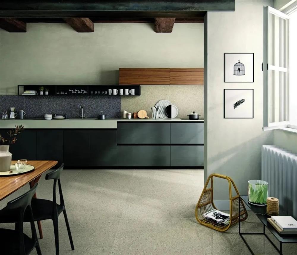 Việc nội trợ sẽ trở nên dễ dàng hơn bao giờ hết nhờ những chi tiết trong thiết kế nhà bếp này-3