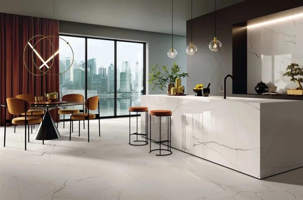 Việc nội trợ sẽ trở nên dễ dàng hơn bao giờ hết nhờ những chi tiết trong thiết kế nhà bếp này-5