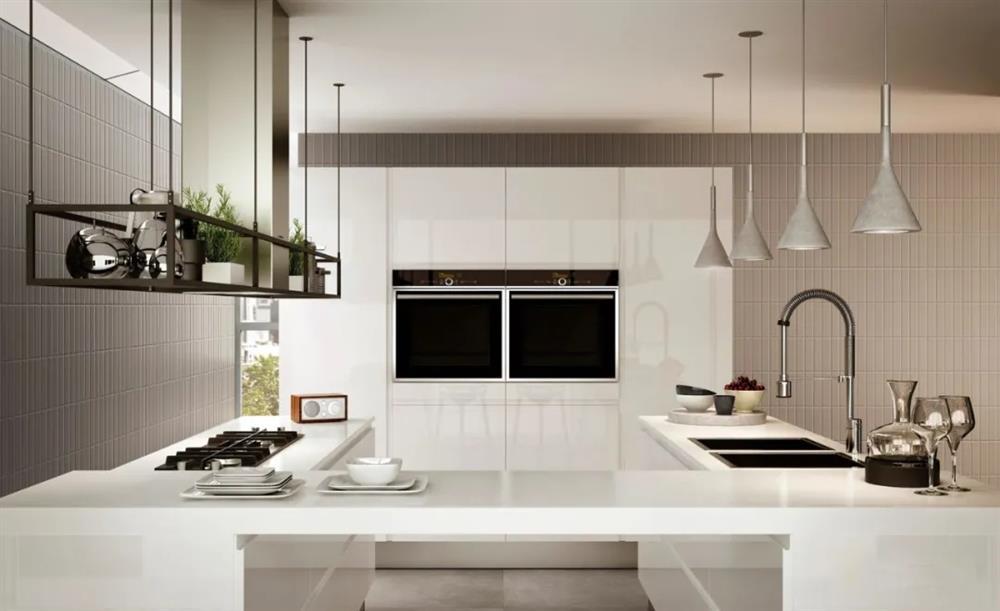 Việc nội trợ sẽ trở nên dễ dàng hơn bao giờ hết nhờ những chi tiết trong thiết kế nhà bếp này-7