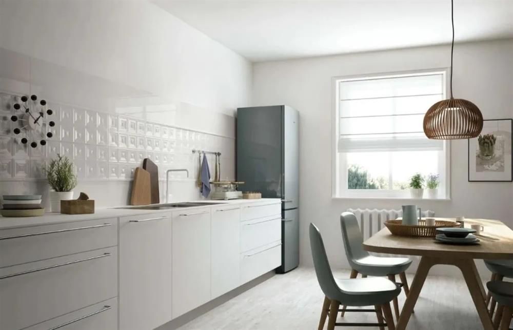Việc nội trợ sẽ trở nên dễ dàng hơn bao giờ hết nhờ những chi tiết trong thiết kế nhà bếp này-8