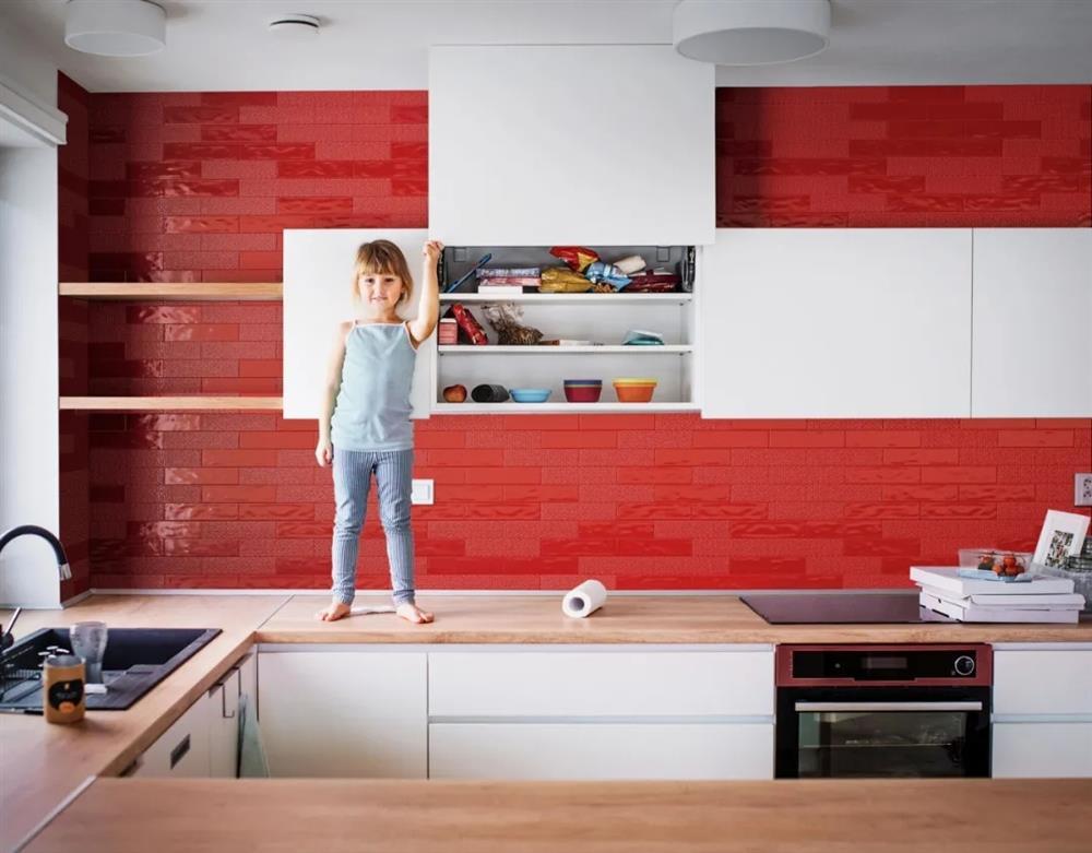 Việc nội trợ sẽ trở nên dễ dàng hơn bao giờ hết nhờ những chi tiết trong thiết kế nhà bếp này-11