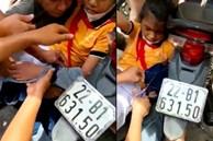 Căng thẳng theo dõi người dân giải cứu bé gái bị cuốn vào bánh xe máy, tất cả vì áo chống nắng