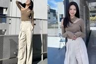 Dàn nữ idol Hàn Quốc khoe street style ngày thu đẹp ngất ngây