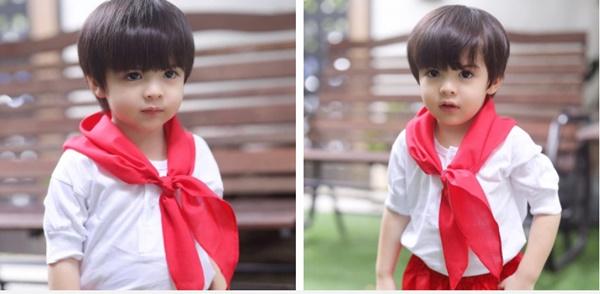 Mỹ nhân đẹp nhất Philippines khoe con trai diện mạo đúng chất soái ca nhí, fan chỉ còn biết trầm trồ mong thần tượng sinh thêm con-3