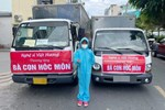 Việt Hương tuyên bố ngưng từ thiện phát quà từ 15/9-2