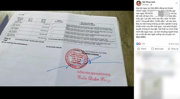 MC Phan Anh tung 6,5kg sao kê 24 tỷ kêu gọi cứu trợ miền Trung năm 2016, chấp nhận bị kiện nếu phát hiện dấu hiệu ăn chặn!-4