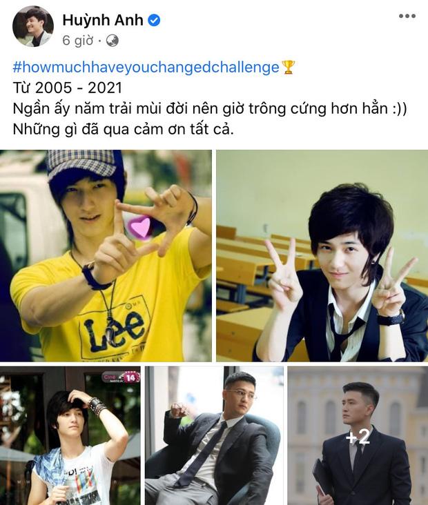 Huỳnh Anh phát ngôn kém duyên liên quan đến người yêu cũ Hoàng Oanh, lời giải thích liệu có hợp lý?-1