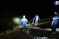 Tin sốc vụ chồng cầm dao chém vợ cũ hàng chục nhát rồi bỏ chạy: Người chồng đã nhảy xuống hồ tự tử
