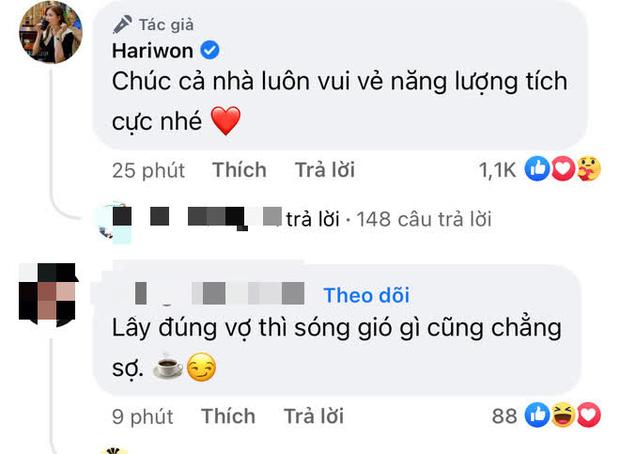 Không vòng vo, Hari Won chỉ nói 3 chữ cho thấy thái độ với Trấn Thành sau nhiều ngày vượt bão sao kê-2