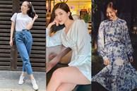 Lương Thanh (11 Tháng 5 Ngày) chuẩn bánh bèo chính hiệu: Style ngập váy vóc, nhưng nhờ khéo chọn nên không bao giờ bị 'quê'