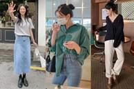 4 kiểu áo chị em nhất định nên mua dáng oversized để trông trẻ trung, sang xịn mịn hơn