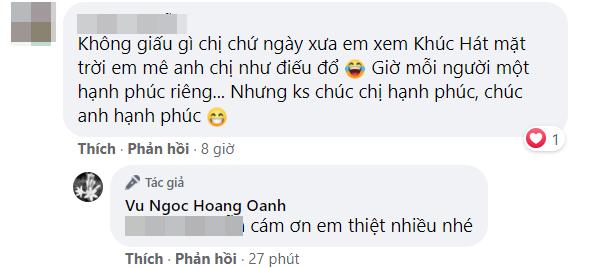 Hoàng Oanh gọi thẳng tên Huỳnh Anh giữa lùm xùm phát ngôn kém duyên-2