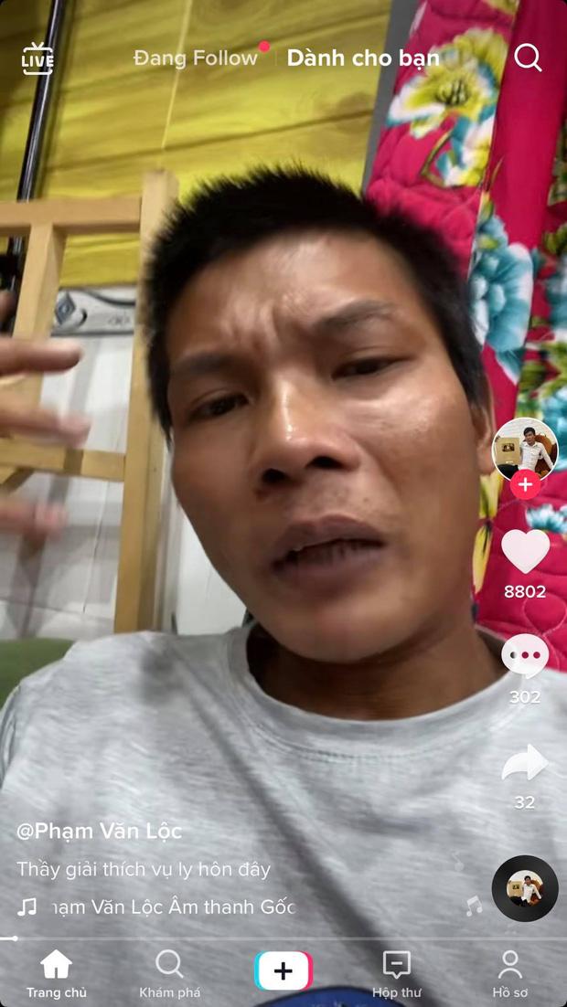 Lộc Fuho đăng clip giữa đêm, lên tiếng về tin đồn ly hôn: Thầy không bao giờ để cho con không có mẹ hay không có cha-2