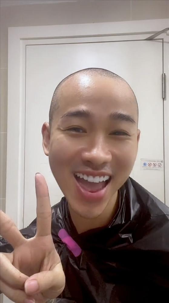2 màn tự cắt tóc fail nhất mùa dịch: Hải Triều như Ngũ A Ca, Thùy Anh ruộng bậc thang-3
