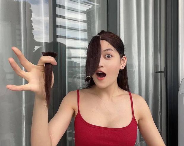 2 màn tự cắt tóc fail nhất mùa dịch: Hải Triều như Ngũ A Ca, Thùy Anh ruộng bậc thang-5