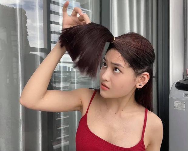2 màn tự cắt tóc fail nhất mùa dịch: Hải Triều như Ngũ A Ca, Thùy Anh ruộng bậc thang-7