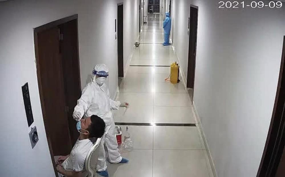 Hà Nội: Ca dương tính SARS-CoV-2 giao hơn 100 đơn hàng trong khu chung cư Rivera Park-1