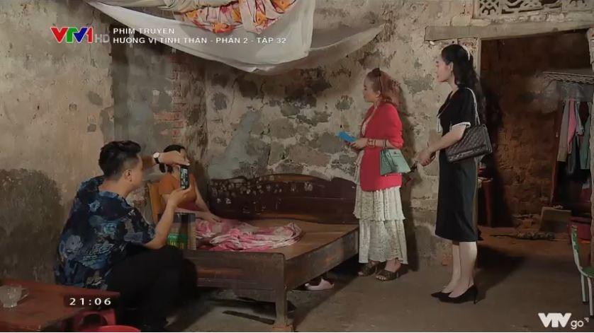 Hương vị tình thân tập 32 (p2): Bắt trend cực nhanh, đối tác bắt bà Xuân sao kê-1