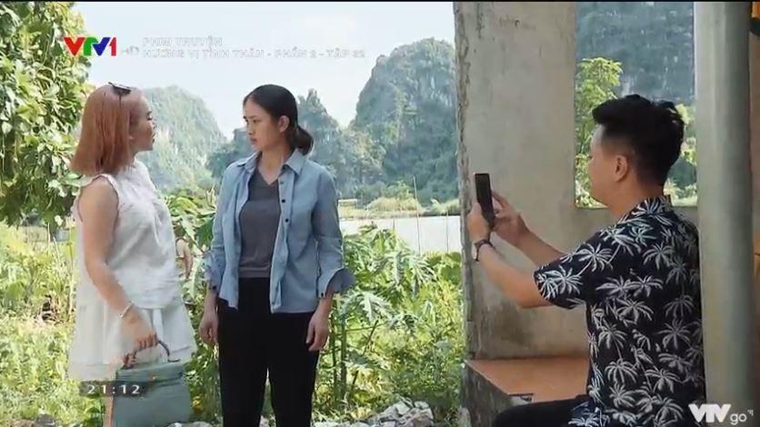Hương vị tình thân tập 32 (p2): Bắt trend cực nhanh, đối tác bắt bà Xuân sao kê-5